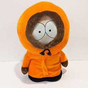"South Park Kenny McCormick plush 15"""